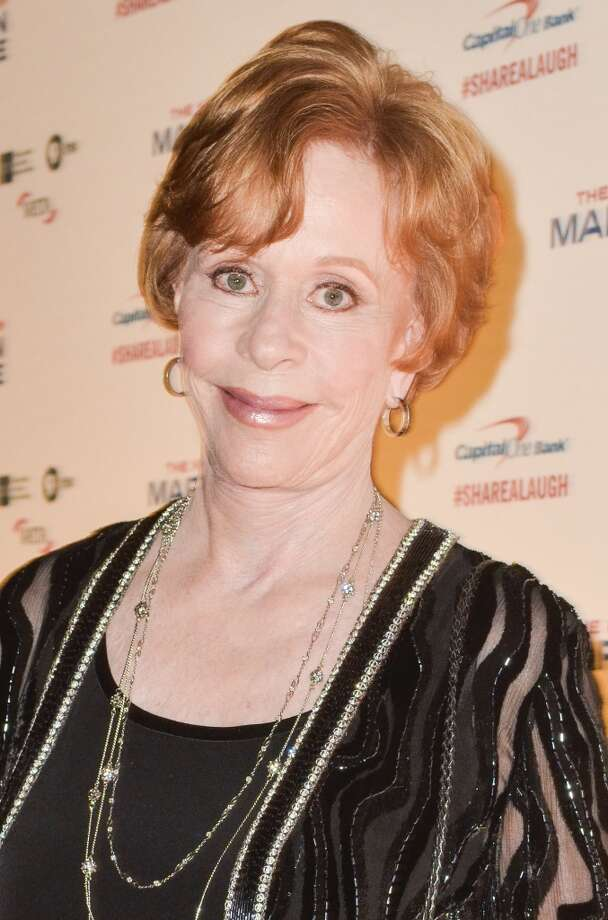 Carol Burnett, for being as nice as she is talented. Photo: Kris Connor, Getty Images