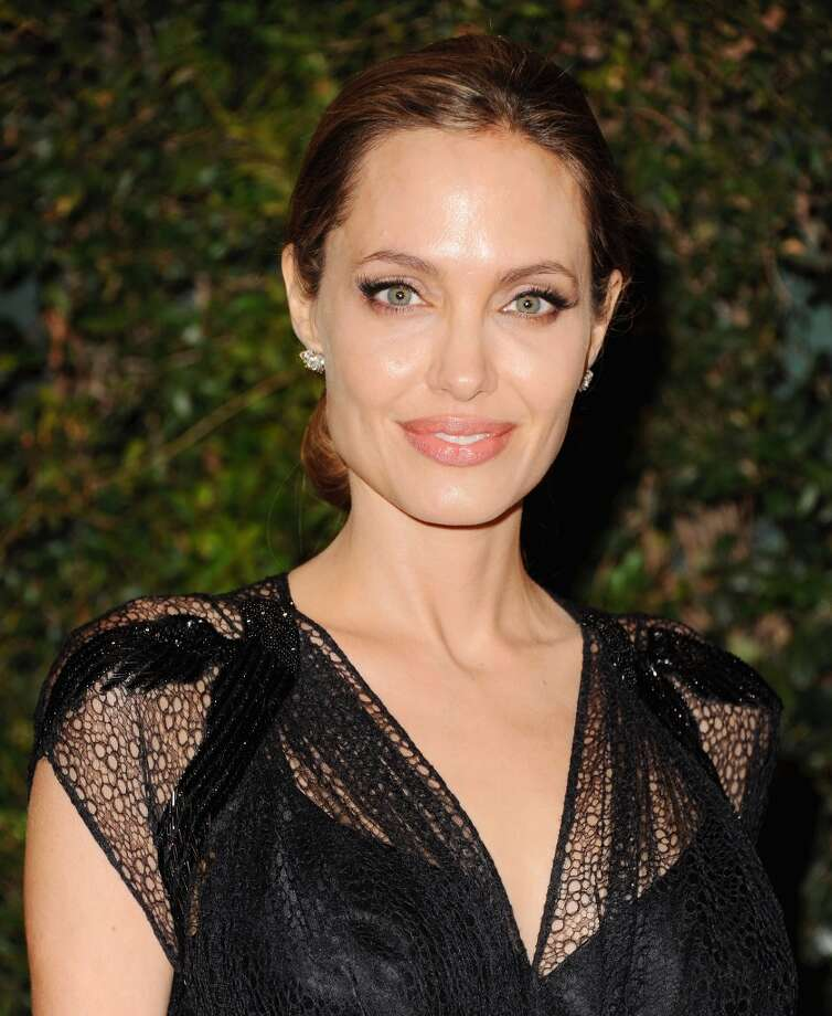 Angelina Jolie, especially for her humanitarian work. Photo: Jon Kopaloff, FilmMagic