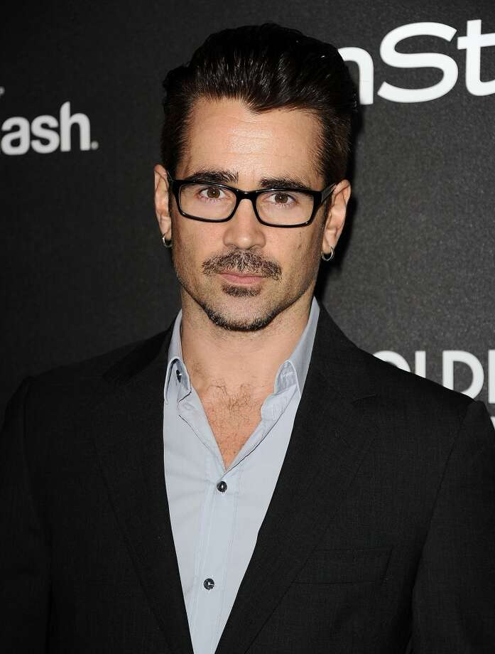 Colin Farrell, a reader suggestion -- definitely a guy who doesn't put on airs. Photo: Jason LaVeris, FilmMagic