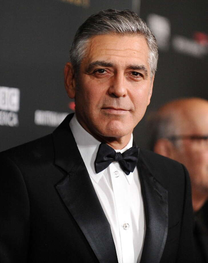 George Clooney, actor. Photo: Jason LaVeris, FilmMagic / 2013 Jason LaVeris