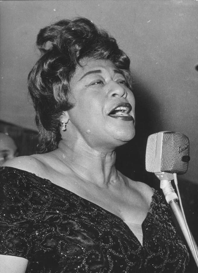 Ella Fitzgerald, nice lady and great singer. Photo: Keystone, Getty Images