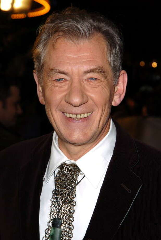 Ian McKellen, British actor. Photo: SGranitz, WireImage / WireImage