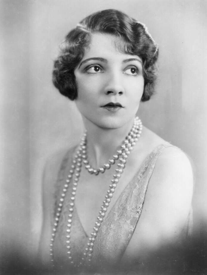 Claudette Colbert, because what's not to like about Claudette Colbert? Photo: Sasha, Getty Images