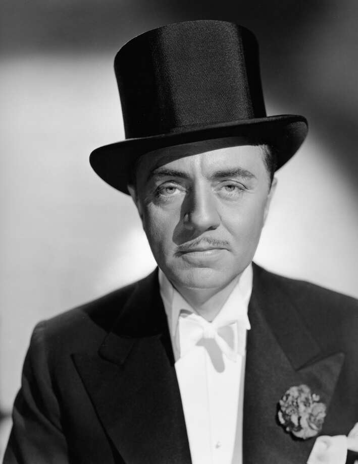 "William Powell, star of ""The Thin Man"" movies and other films.  One of my favorite actors of the 1930s. Photo: Archive Photos, Getty Images"