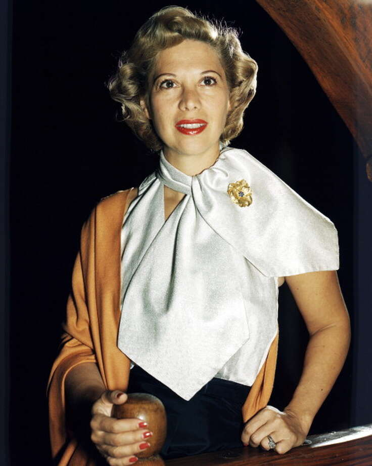 Dinah Shore -- singer and talk show host. Photo: Silver Screen Collection, Getty Images / 2012 Silver Screen Collection