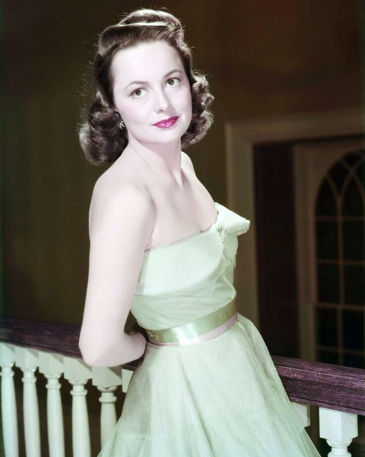 Olivia de Havilland, for being the everywoman of the 1940s -- and for making virtue attractive in GONE WITH THE WIND. Photo: Silver Screen Collection, Getty Images