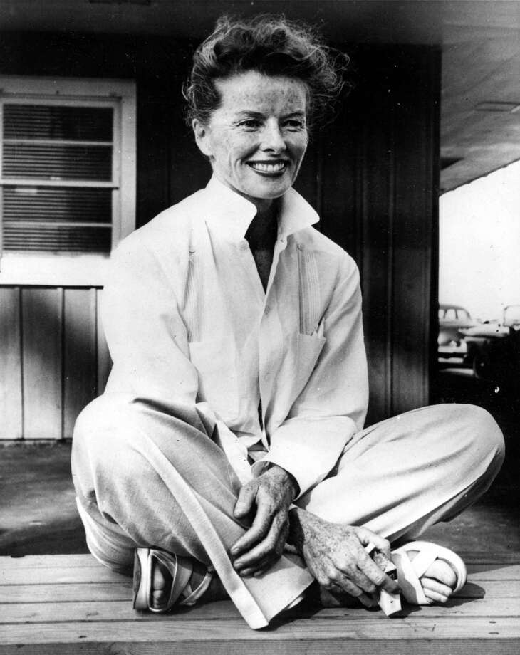 Katherine Hepburn -- likable is a big word, but some definitely do find Kate likable. Photo: Popperfoto, Popperfoto/Getty Images