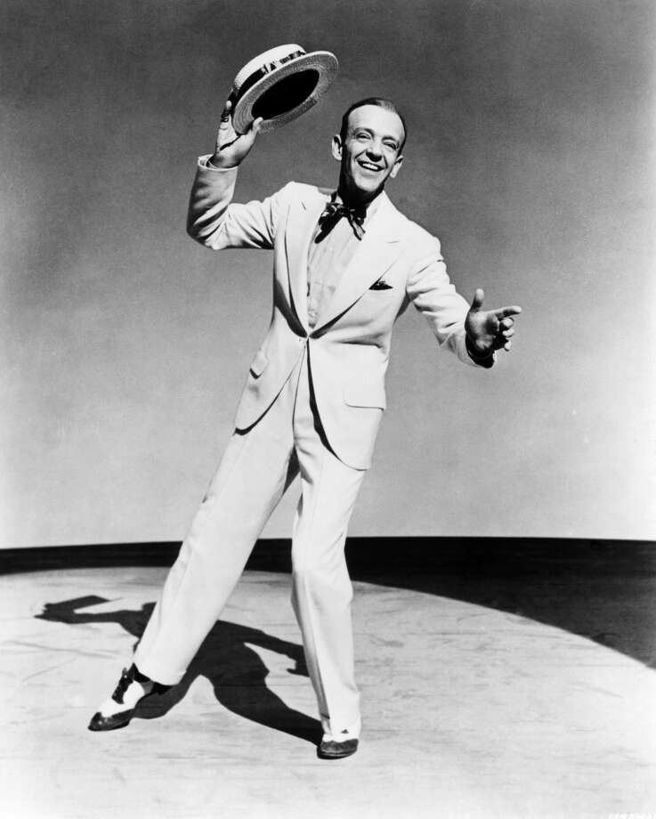 Fred Astaire, for being a really nice guy and the greatest dancer in movies. Photo: NBC, NBC Via Getty Images