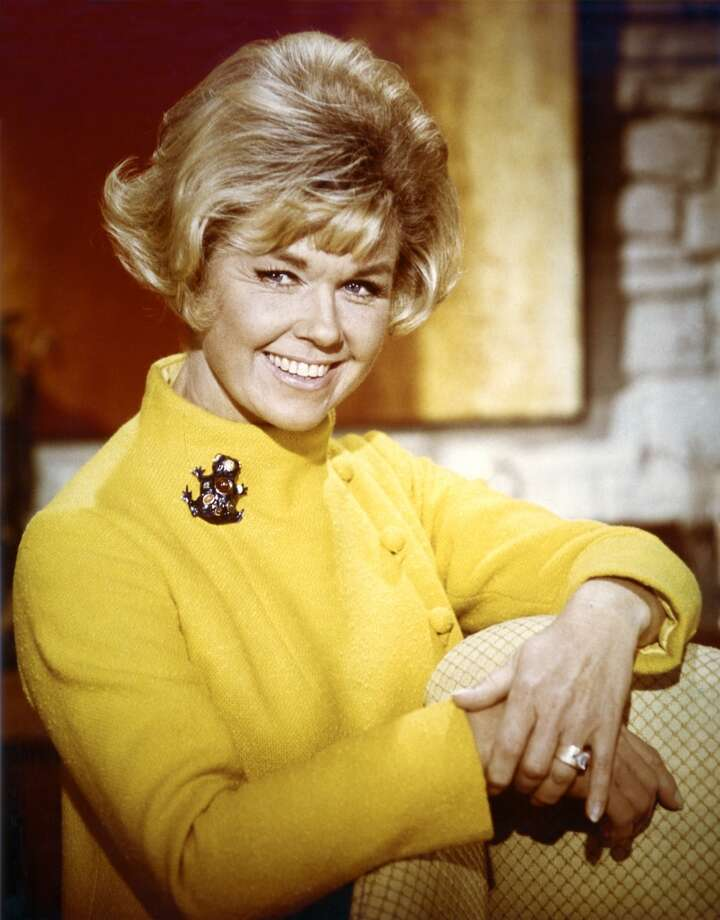 Doris Day -- for her movies and her indelible recordings. Photo: NBC, NBCU Photo Bank Via Getty Images