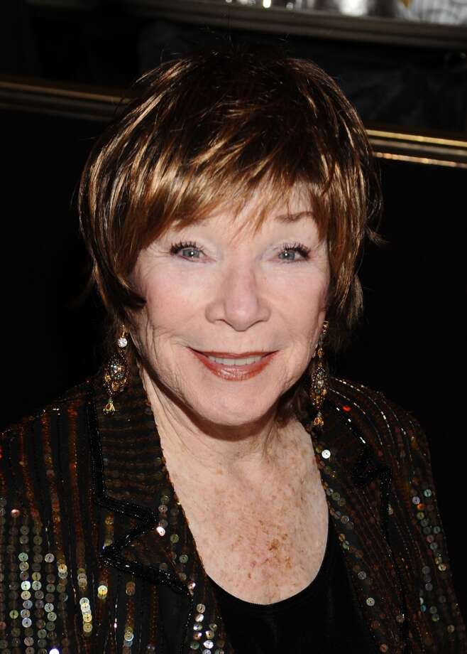 Shirley MacLaine, actress and writer. Photo: Stefanie Keenan, Getty Images For CDG