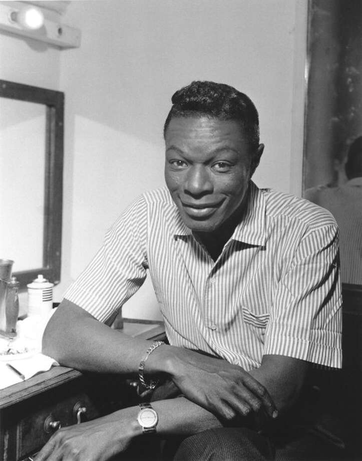 Nat King Cole, great singer, impossible not to hear at this time of the year. Photo: V&A Images, Getty Images / 1959 Harry Hammond