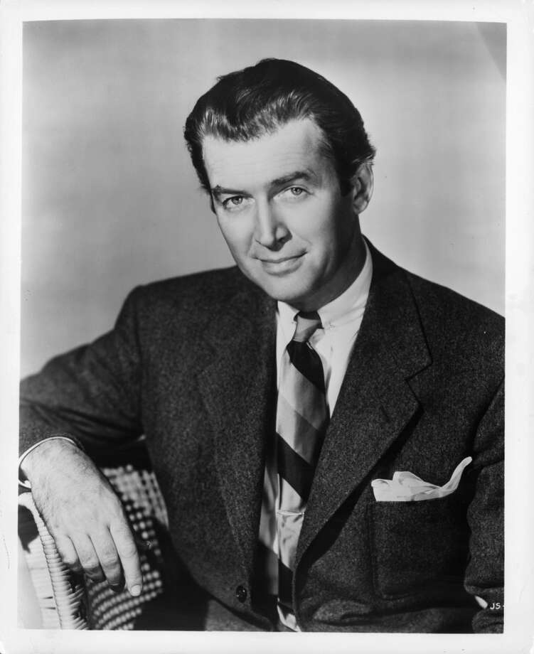 James Stewart -- great actor, mild-mannered guy, war hero. Photo: Archive Photos, Getty Images
