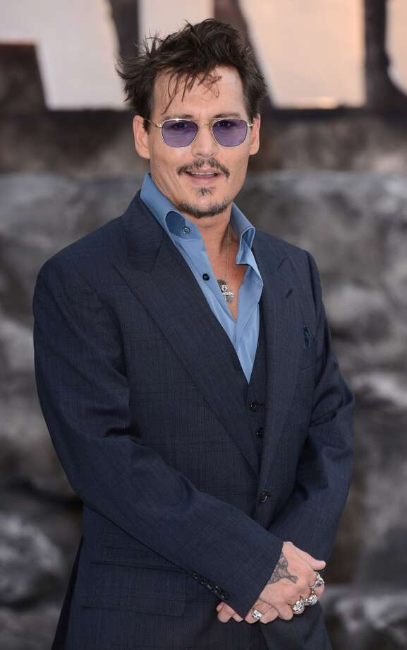 Johnny Depp, a reader suggestion. Photo: Karwai Tang, WireImage