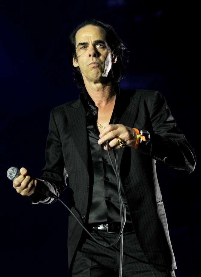 Nick Cave, musician -- a reader suggestion. Photo: Kevin Winter, Getty Images
