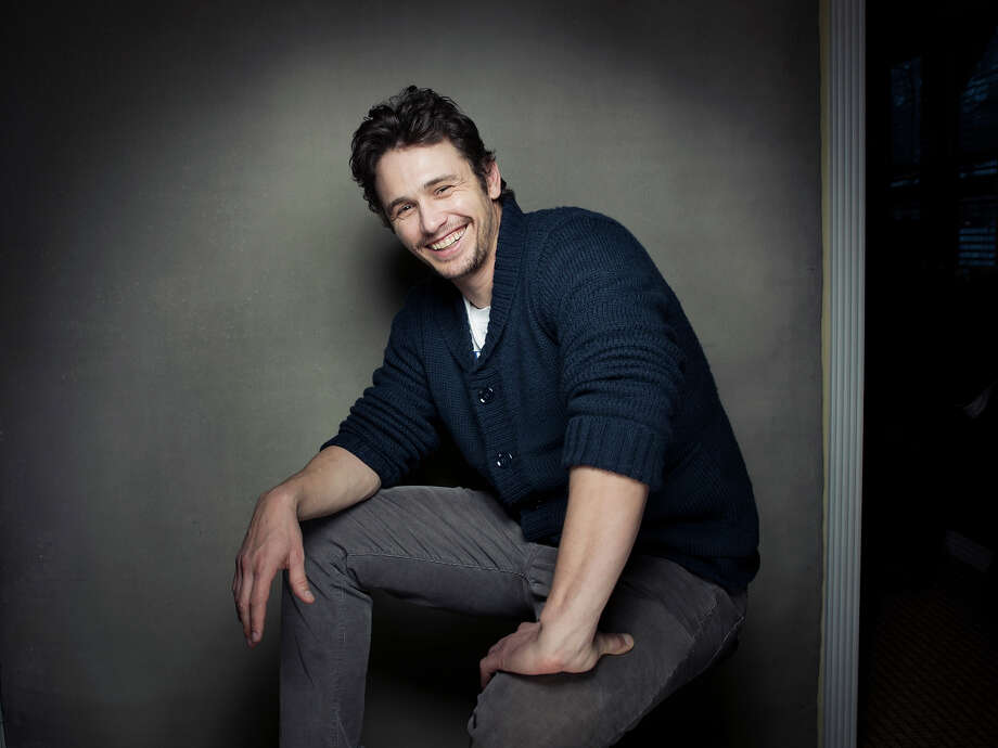 "Producer James Franco from the film ""Kink,"" poses for a portrait during the 2013 Sundance Film Festival at the Fender Music Lodge, on Sunday, Jan. 20, 2013 in Park City, Utah. Photo: Victoria Will, Victoria Will/Invision/AP / Invision2013"