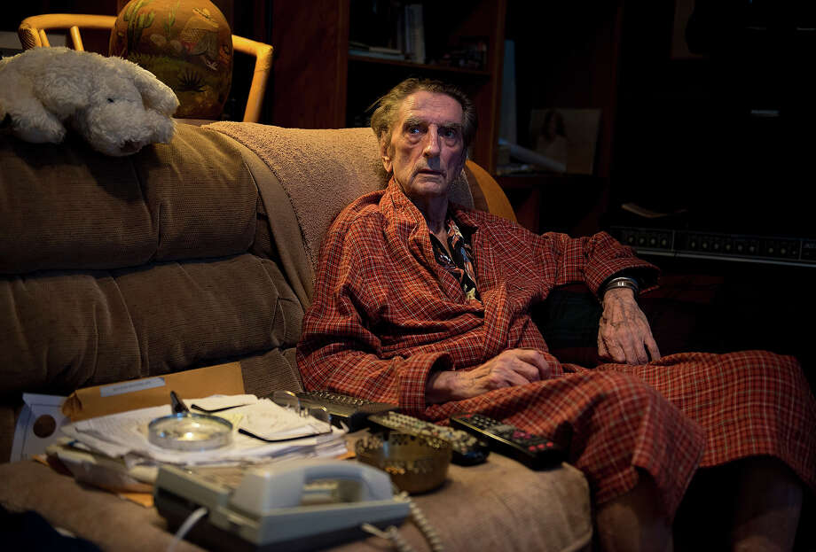 Harry Dean Stanton poses for a portrait on Wednesday, Sept. 4, 2013 in Los Angeles. Photo: Jordan Strauss, Jordan Strauss/Invision/AP / Invision