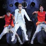 Singer Justin Bieber performs at the Prudential Center in Newark, N.J. on Wednesday, July 31, 2013.
