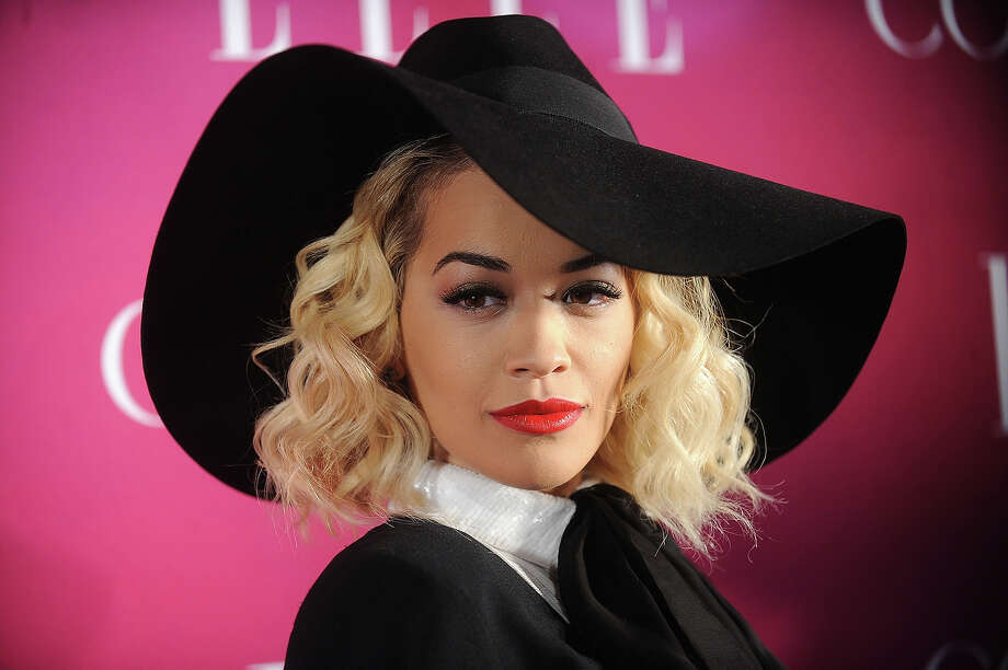 Singer Rita Ora attends the 4th Annual ELLE Women in Music Celebration on Wednesday, April. 10, 2013 in New York. Photo: Brad Barket, Brad Barket/Invision/AP / AP2013