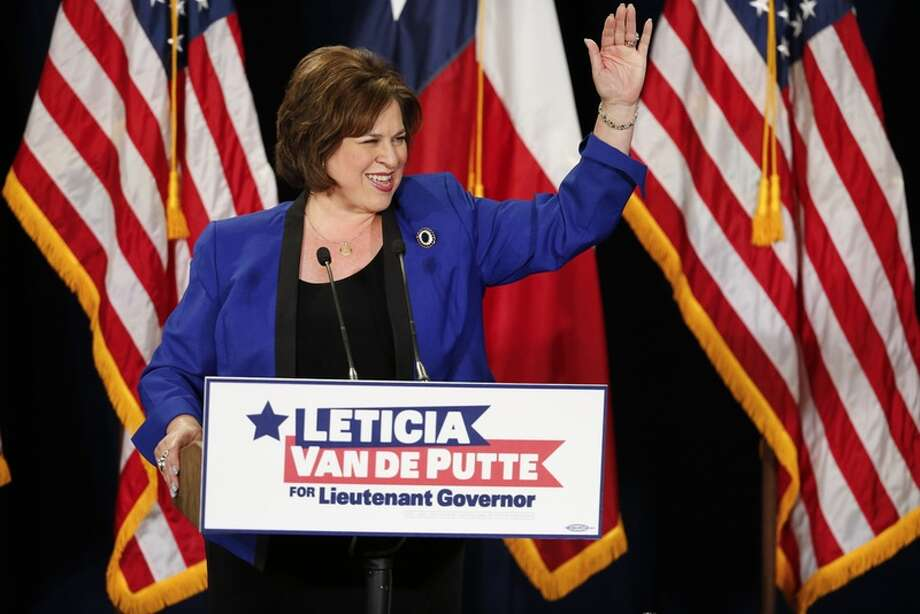 Leticia Van de Putte, Democrat, unavailable