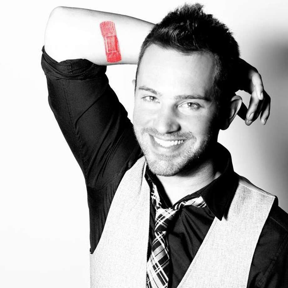 Co-host Blake Hayes, morning DJ on Mix 96.5 FM. Photo: Courtesy Photo