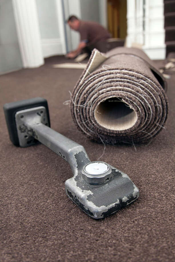 Carpet InstallersMedian Hourly Wage - $14.97 Source: U.S. Bureau of Labor Statistics. Numbers reflect median hourly wage for workers in Houston-Sugar Land-Baytown metro area, as of May 2012. Photo: Nikki Bidgood, Getty Images / (c) Nikki Bidgood