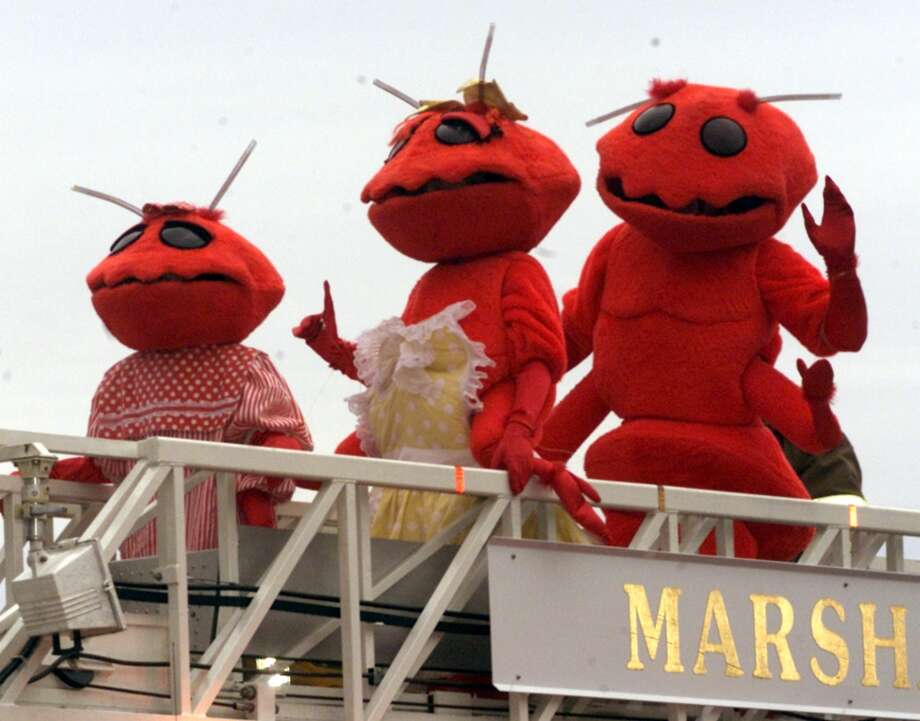 Marshall, Texas,  celebrates the fire ant with an annual festival and parade. Photo: BRENT MITCHELL, Marshall News Messenger / AP