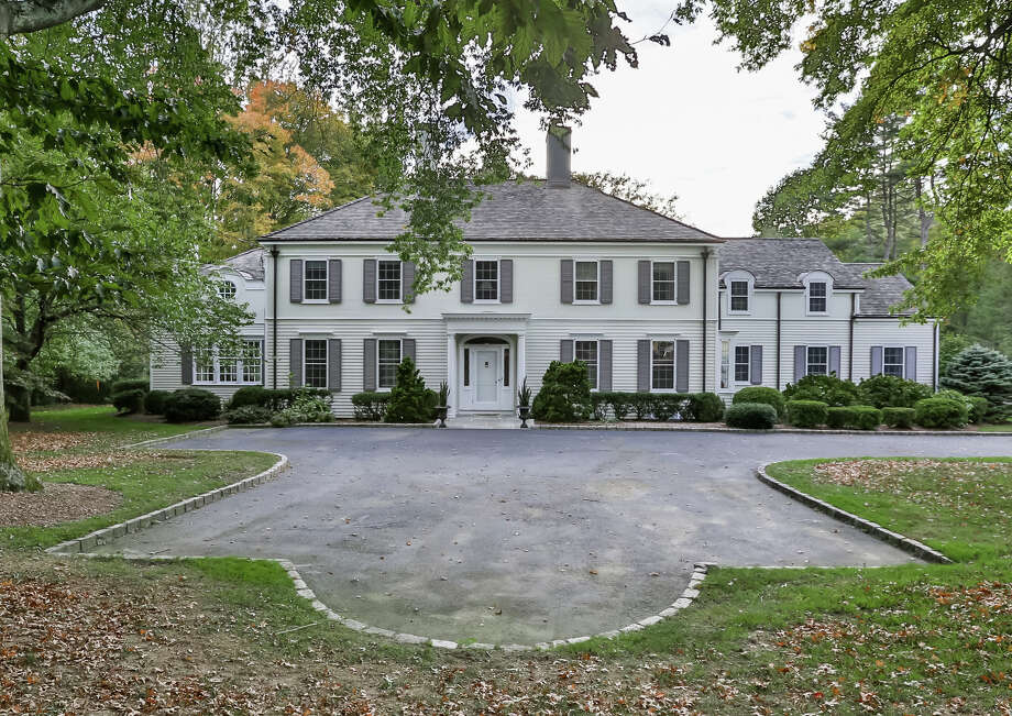 The house at 151 Cherry Lane is on the market for $3.1 million. Photo: Contributed Photo / Fairfield Citizen contributed