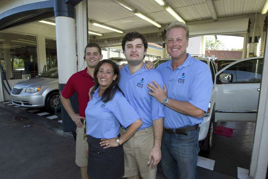 See what local residents have done recently to give back and help others in the community.Tom D'Eri, from left, with his mother Donna, brother Andrew and father John at their Rising Tide Car Wash in Parkland, Fla., on Nov. 1, 2013. (Joe Rimkus Jr./Miami Herald/MCT) ORG XMIT: B585734141Z.1 Photo: Joe Rimkus Jr. / Miami Herald