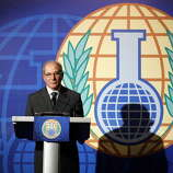 Organization for the Prohibition of Chemical Weapons (OPCW) was awarded the Nobel Peace Prize in 2013 for its efforts to rid the world of chemical weapons