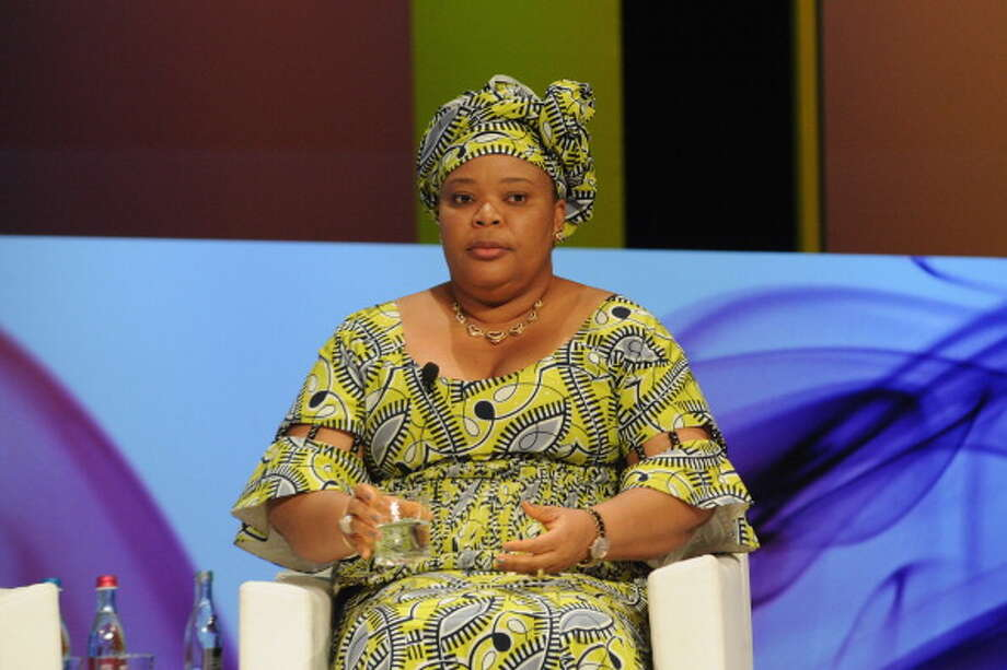 Leymah Gbowee was awarded the Nobel Peace Prize in 2011 for her non-violent struggle for the safety of women and for women's rights. Photo: Pier Marco Tacca, Getty / 2013 Pier Marco Tacca