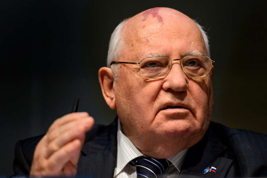 Former Soviet leader, Mikhail Gorbachev, was awarded the Nobel Peace Prize in 1990 for his role in the peace process which today is a large part of our international community. Photo: FABRICE COFFRINI, Getty / 2013 AFP
