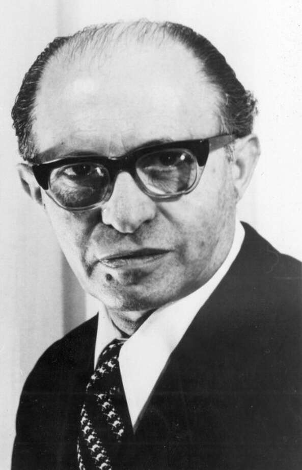 Menachem Begin was awarded the Nobel Peace prize in 1978 for the Camp David Agreement which brought peace between Egypt and Israel. Photo: UniversalImagesGroup, Getty / Universal Images Group Editorial