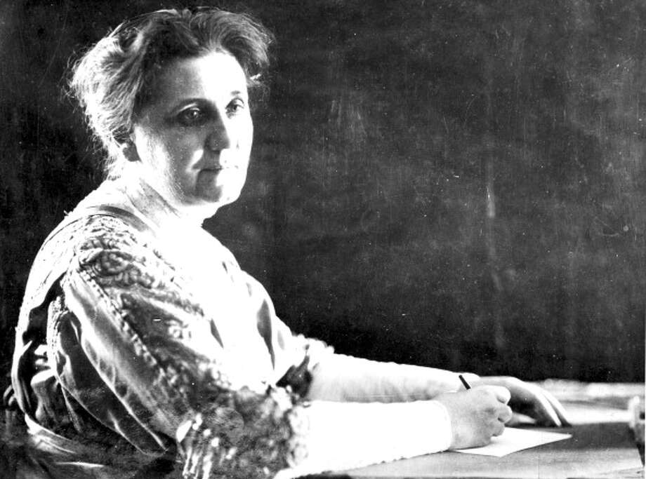 Jane Addams was awarded the Nobel Peace Prize in 1931 for her social reform work. Photo: PhotoQuest, Getty / Archive Photos
