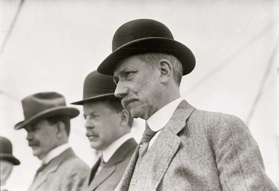 Elihu Root was awarded the Nobel Peace Prize in  1912 for his ideas on a world court. Photo: Buyenlarge, Getty / Archive Photos