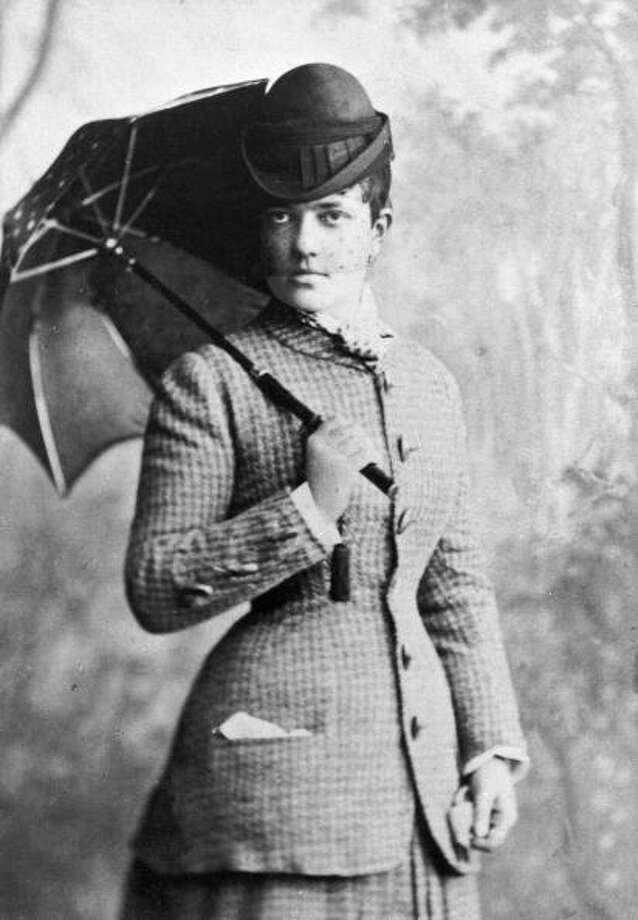 Bertha von Suttner was awarded the Nobel Peace Prize in 1905. Photo: Imagno, Getty / Imagno/Austrian Archives