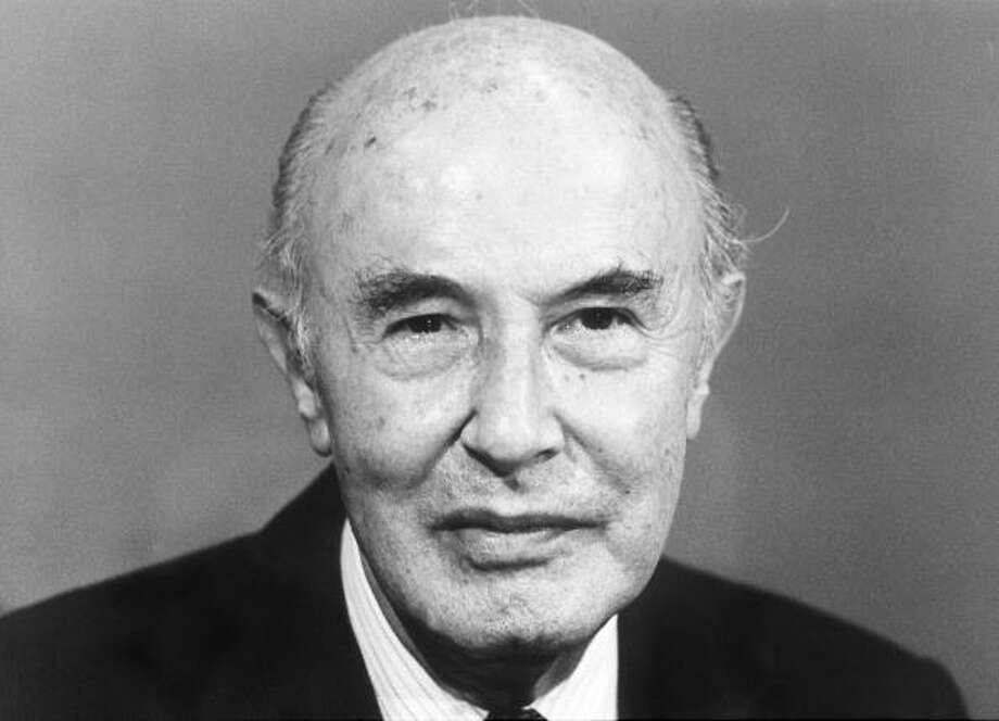 Alfonso Garcia Robles was awarded the Nobel Peace Prize in 1982 for his work in the disarmament negotiations of the United Nations. Photo: -, Getty / AFP