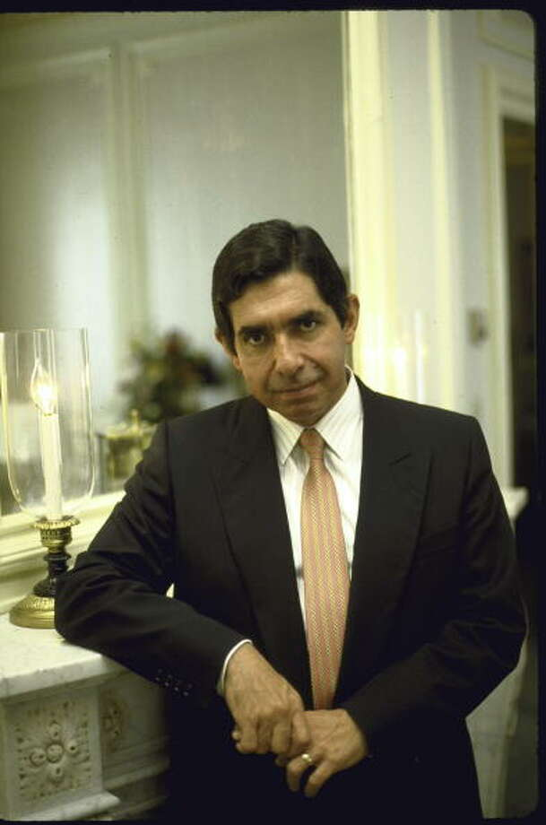 Oscar Arias Sanchez was awarded the Nobel Peace Prize in 1987 for his work towards a peaceful Central America. Photo: William Foley, Getty / William Foley