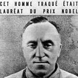 Carl Von Ossietzky was awarded the Nobel Peace Prize for his struggle against Germany's rearmament.