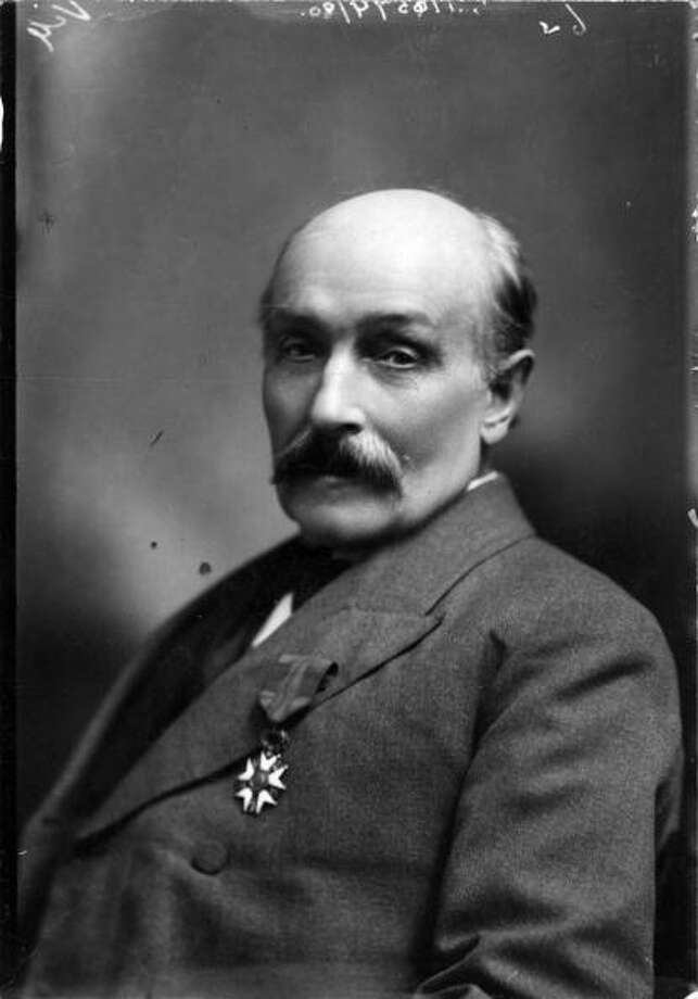 Sir William Randal Cremer was awarded the Nobel peace prize in 1903 for his work in the Inter-Parliamentary Union.  Photo: Hulton Archive, Getty / Hulton Archive
