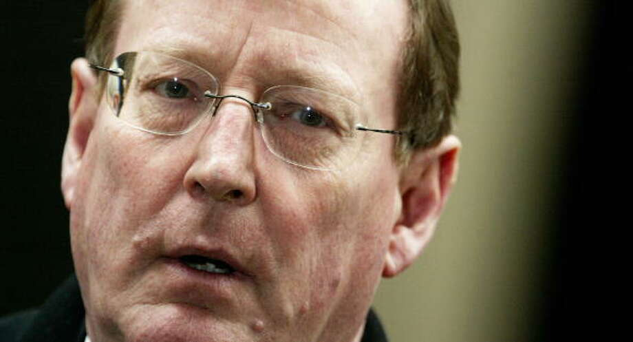 David Trimble was awarded the Nobel Peace Prize in 1998 for his efforts to find a peaceful solution to the conflict in Northern Ireland. Photo: Graeme Robertson, Getty / 2004 Getty Images