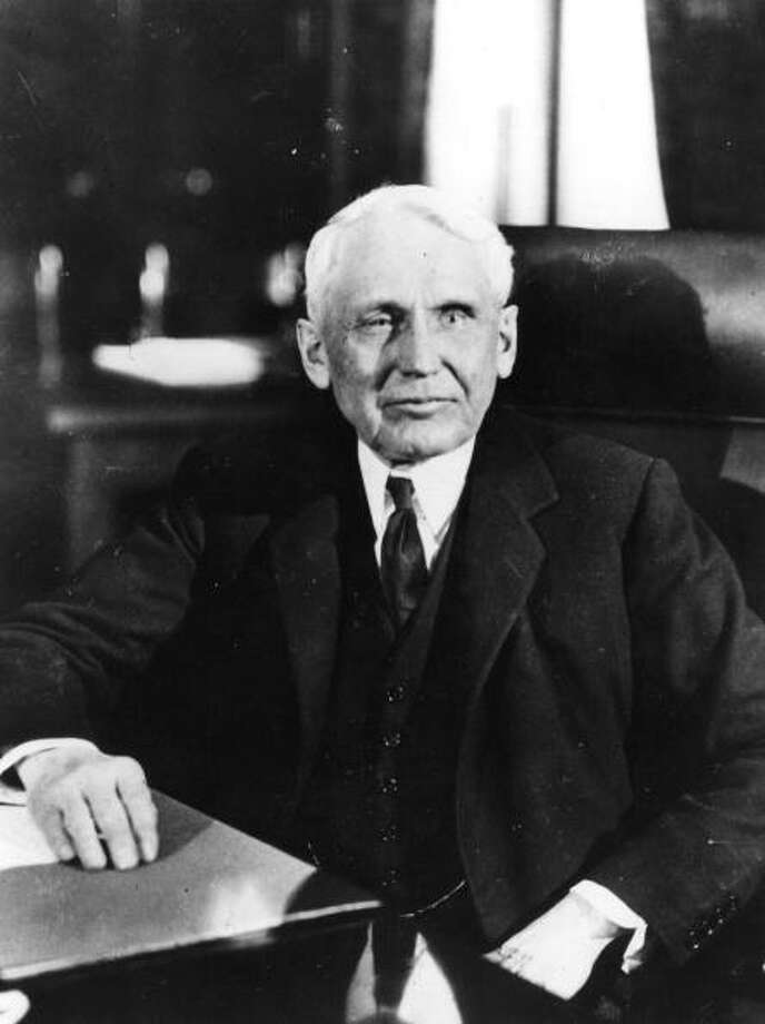 Frank Billings Kellogg was awarded the Nobel Peace Prize in 1929 for his part in the  Kellogg-Briand pact. Photo: Central Press, Getty / Hulton Archive