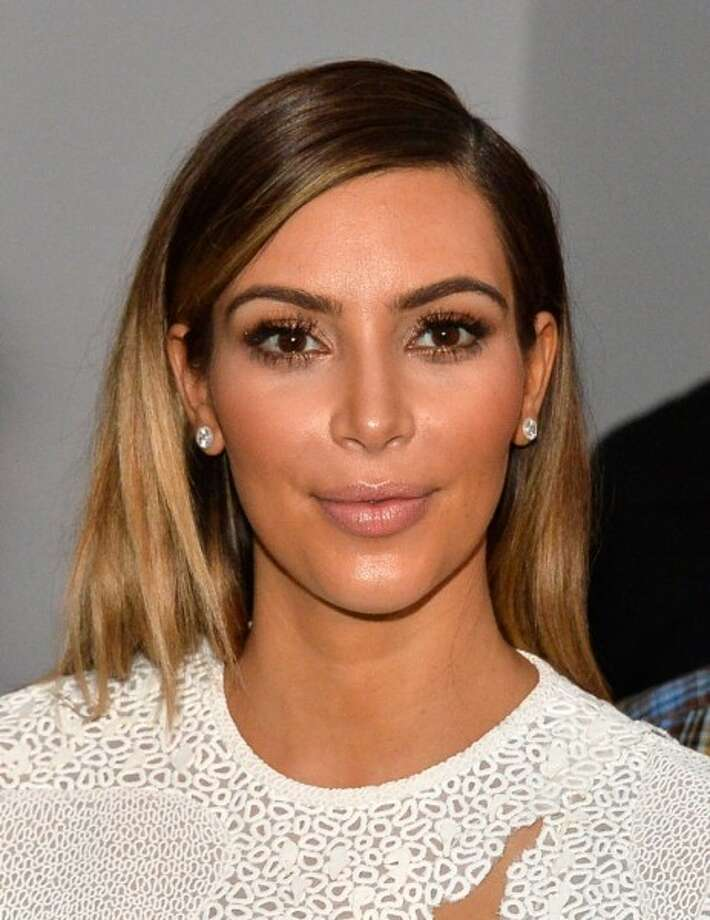 Sometimes, its the lack of bra that earns a spot on this list. Rumor has it that Kim Kardashian, along with several other celebrities, have gone braless amid claims that it's better for breasts.