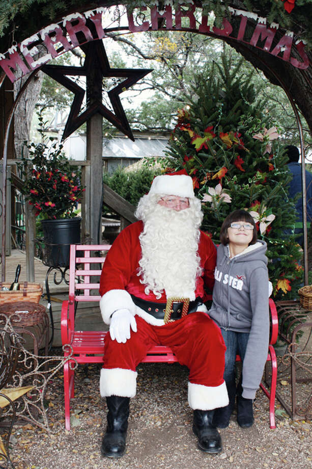 2013 Milbergers Christmas Photo: San Antonio Express-News