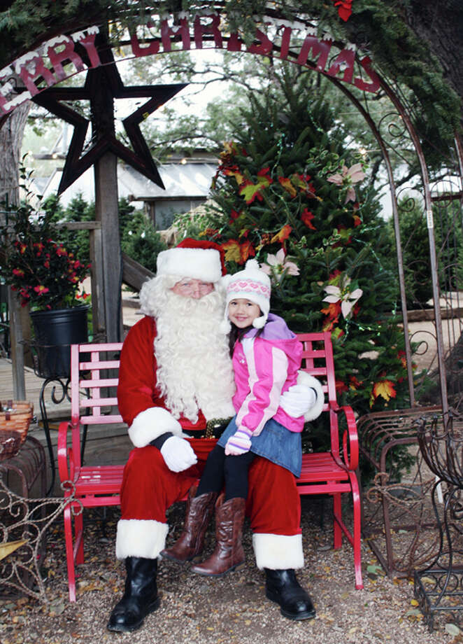 2013 Milbergers Christmas Photo: San Antonio Express-News