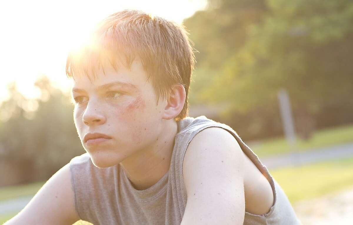 Josh Wiggins in Hellion