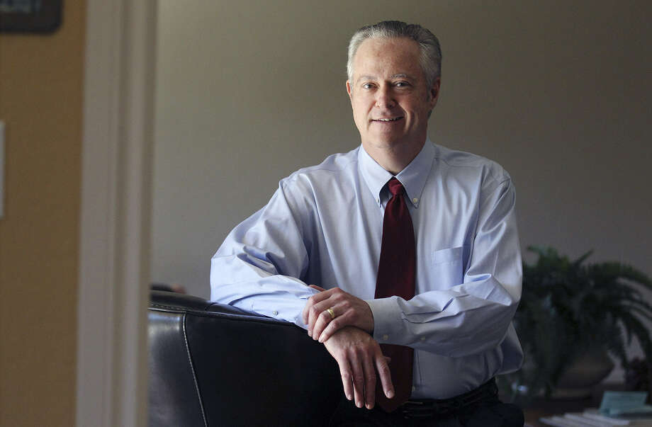 Dr. Robert Luedecke is an anesthesiologist in San Antonio. Photo: Express-News File Photo