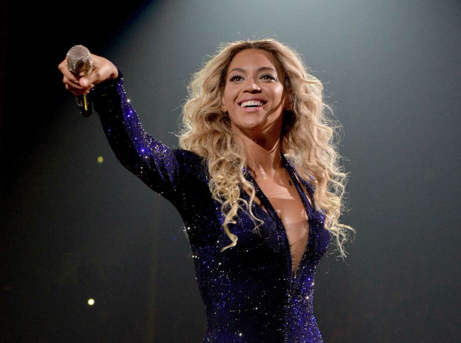Entertainer Beyonce performs on stage during 'The Mrs. Carter Show World Tour' at the Staples Center on December 3, 2013 in Los Angeles, California. (Photo by Larry Busacca/PW/WireImage for Parkwood Entertainment) Photo: Larry Busacca, Contributor / 2013 Larry Busacca/PW