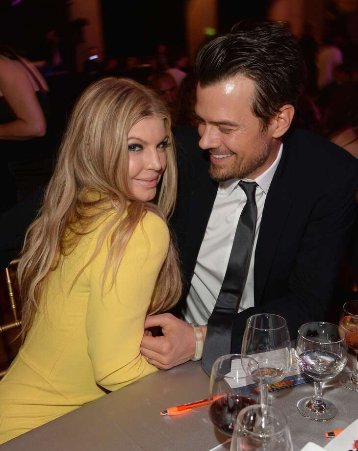 "Musician Fergie and actor Josh Duhamel attend ""TrevorLIVE LA"" honoring Jane Lynch and Toyota for the Trevor Project at Hollywood Palladium on December 8, 2013 in Hollywood, California.  (Photo by Jason Merritt/Getty Images for Trevor Project) Photo: Jason Merritt, Getty Images For Trevor Project"