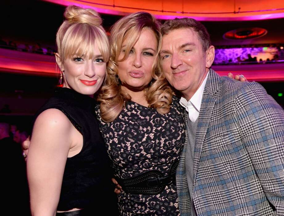 "(L-R) Actresses Beth Behrs and Jennifer Coolidge and writer/director/producer Michael Patrick King attend ""TrevorLIVE LA"" honoring Jane Lynch and Toyota for the Trevor Project at Hollywood Palladium on December 8, 2013 in Hollywood, California.  (Photo by Alberto E. Rodriguez/Getty Images for Trevor Project) Photo: Alberto E. Rodriguez, Getty Images For Trevor Project"
