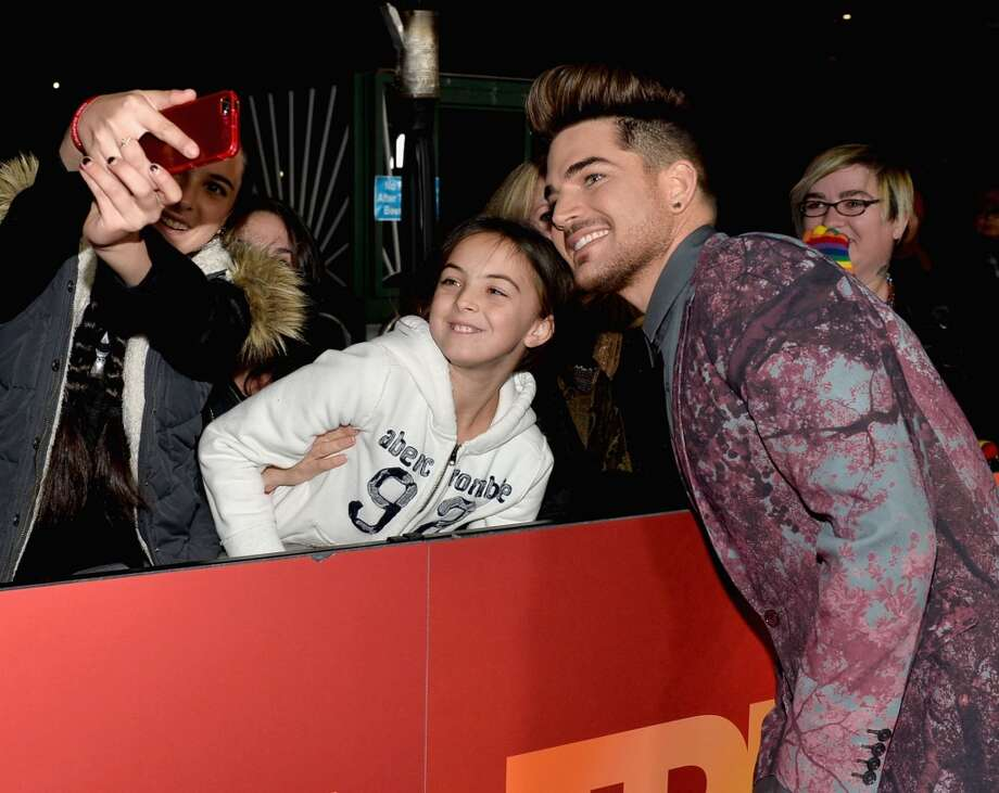 "Musician Adam Lambert attends ""TrevorLIVE LA"" honoring Jane Lynch and Toyota for the Trevor Project at Hollywood Palladium on December 8, 2013 in Hollywood, California.  (Photo by Alberto E. Rodriguez/Getty Images for Trevor Project) Photo: Alberto E. Rodriguez, Getty Images For Trevor Project"
